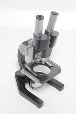C.O.C. Altes Binocular Mikroskop 25cm Präpariermikroskop Microscope #429