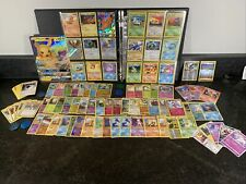 Pokemon Card Binder Collection Lot. Charizard, Holos,1st Edition, Shadowless ++