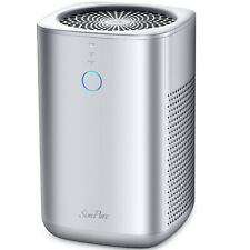 Home Air Purifier for Large Room Allergies Pet, Smoke, Double H13 HEPA Filters