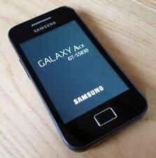 Samsung Galaxy Ace GT-S5830 Ohne Simlock Smartphone schwarz weiß Handy Telefon