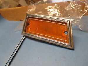 SIDE MARKET LAMP ASSEMBLY N.O.S.79-81 CHRYSLER +GRAN FURY MODELS 4076328