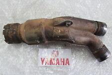 Yamaha YZF R1 RN12 Krümmer Rohr Zwischenrohr Auspuff Y Rohr  #R8060