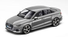 Audi RS 3 Limousine Nardograu 1:43  5011613131