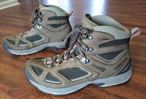 Men's Vasque 7190 Gore-Tex Sz 13 M Vibram Soles Waterproof hiking Boot No Insole