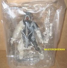 Killzone 3 Cloaking Helghast Marksman Action Figure (Only) New (No PS3 Game)
