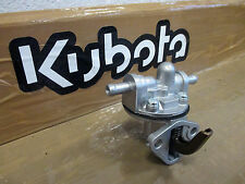 FUEL PUMP SUPPORTING ORIGINAL KUBOTA