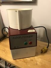 Robot Coupe R2 Food Processor Working For Use Or Parts (see Pictures)