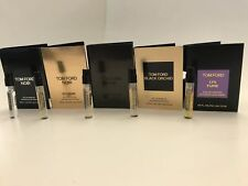 5 Variety TOM FORD NOIR+EXTREME+ANTHRACITE+LYS FUME+BLACK ORCHID Spy Vial Sample