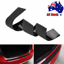 Rubber Rear Guard Bumper Protector Trim Cover For Benz BMW Buick Mazda