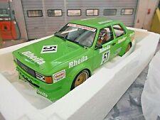 AUDI 80 GTE Gr.2 B2 ETCC Zolder Kilian Rheila #51 Wolf Rosberg Premium Cl 1:18