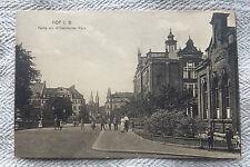 AK Hof in Bayern Partie am Wittelsbacher Park um 1920