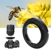 Manual Transfer Lens Adaptor for Minolta MD Lens to for Nikon Mount Camera Body