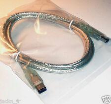 CABLE FIREWIRE 400 IEEE1394 MIGRATION MAC OS X, RÉPARATION DISQUE DUR, DONNÉES