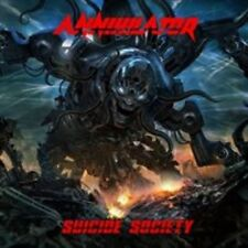 ANNIHILATOR - SUICIDE SOCIETY NEW CD