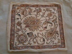 1 Ralph Lauren NORTHERN CAPE Tapestry Rug Pillow Sham Cover ~ Standard