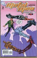 Metal Men 2007 series # 3 very fine comic book