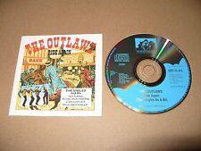 The Outlaws - Ride Again (Singles A's & B's, 1990 cd Rare