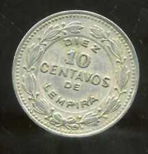 HONDURAS 10 centavos  1980