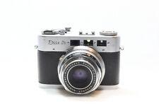 DIAX IIB 35mm Rangefinder Xenar 50mm F2.8 Lens-BB 418