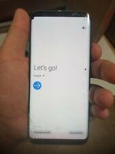 Samsung Galaxy S8+ SM-G955U - 64GB - Orchid Gray (Sprint) Smartphone USED