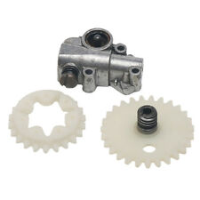 Chainsaw Oil Pump Spur Gear Wheel for Stihl 028 038 048 MS380 MS381 Part Kit