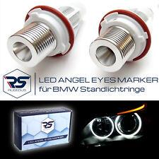 LED 20W ANGEL EYES Marker Standlicht für BMW E39 E53 E60 E61 E63 E64 E65 E66 E87