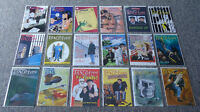 Collection of Eddie Campbell's BACCHUS comics ~ 37 Issues Lot