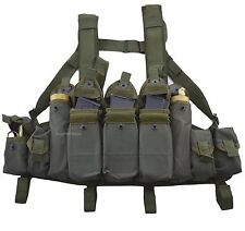SSO / SPOSN Tactical Vest Jaeger Olive Russian Scout Chest Rig