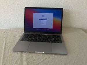 Apple MacBook Pro  13.3'' 256GB Laptop - MLL42D/A, (Oktober, 2016, Space Grau)