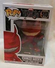FUNKO POP - *New MIB* Funko Vinyl Figure Marvel Venom Venomized Daredevil #513