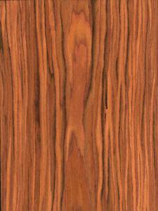 "Exotic Rosewood 459/00/CZA-3-21 Wood Veneer Paper Backer 2' X 8' (24"" x 96"")"