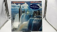 THE CLIMAX BLUES BAND FLYING THE FLAG LP Record BSK 3493 VG+ cVG+ Shrink/Hype