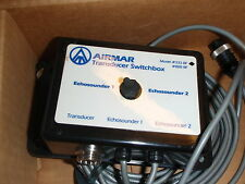 Airmar 650-024 Transducer Switchbox Switch 333BF Impulse 7528B/686