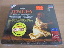 Janacek: Jenufa (CD, Oct-1985, 2 Discs, Decca) NEW SEALED