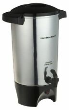 Large Commercial Coffee Urn Pot Server 42 Cup Brewer Maker Dispenser Party Event