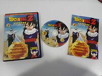 DRAGON BALL Z LA SAGA DE LOS SAIYANS DVD VOLUMEN 2 CAPITULOS 5-8 REMASTERIZADA