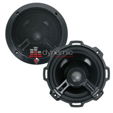"Rockford Fosgate Power T152 Car Stereo 5-1/4"" Power Series 2-way Coaxial Speaker"
