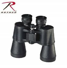 Rothco 10266 Black 10 X 50Mm Binoculars- Case Included