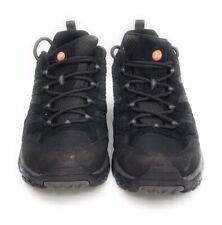 Merrell Men's Moab 2 Vent Hiking Shoe, Black Night, 10.5 W US