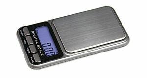 LINDNER 8046 Elektronische Münzwaage Feinwaage 0,01-500g Anzeige