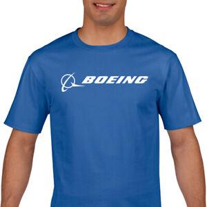Boeing T Shirt - Boeing Logo T Shirt - Boeing Aviation T Shirt