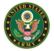 US Army (M61) Seal Decal Sticker Car/Truck Laptop/Netbook Window