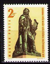 Hungary 1973 Sc2258  Mi2915A  1v  mnh  Mihaly Csokonai Vitez,Writer