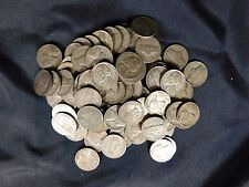 Silver War Nickels - Lot of 80 mixed date/mint  (17-261)