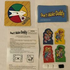 Dont Wake Daddy Board Game 1992 Replacement Parts Pieces Choice