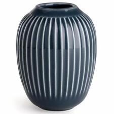 Kähler Design Vase Blumenvase Hammershoi anthrazit (10cm)