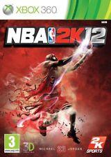 NBA 2K12          -----  pour XBOX 360  // PN