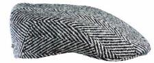 STETSON GERMANY XL 61CM WOOL BLEND HERRINGBONE IVY DRIVER CAP STW88 HAT