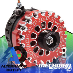 Mechman 370 Amp High Output Alternator 2014+ CHEVROLET / GMC / CADILLAC Truck