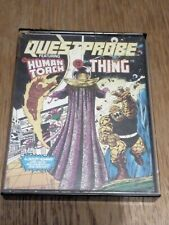 Fantastic Four Part 1 The Thing Human Torch - Cassette ZX Spectrum tested